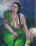 Stemmig portret Gallina