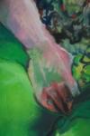 Stemmig portret Gallina - detail