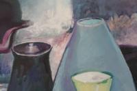"Stilleven ""Morandi"" - detail"